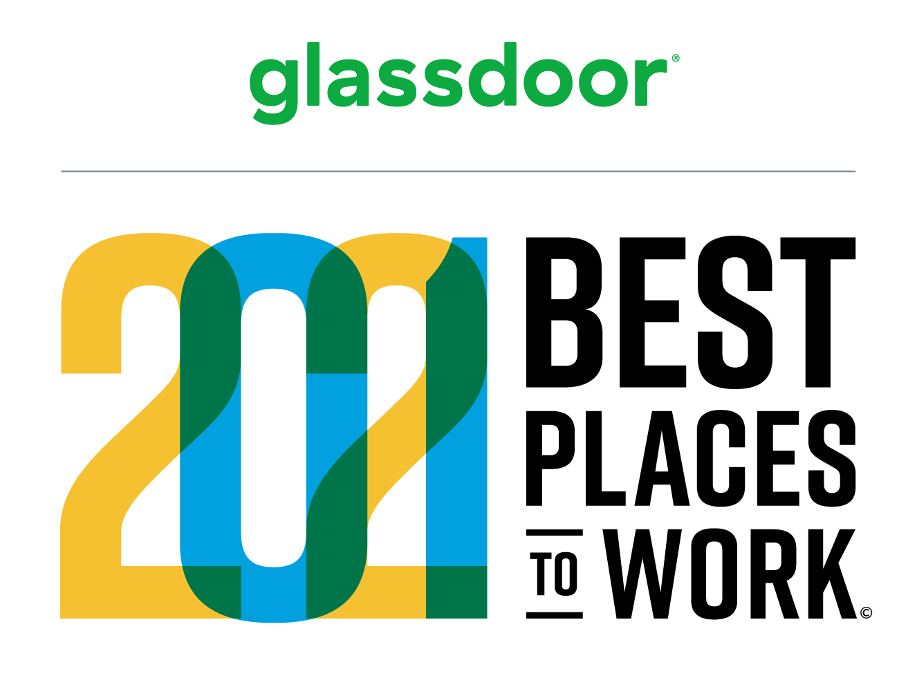 glassdooraward Logo